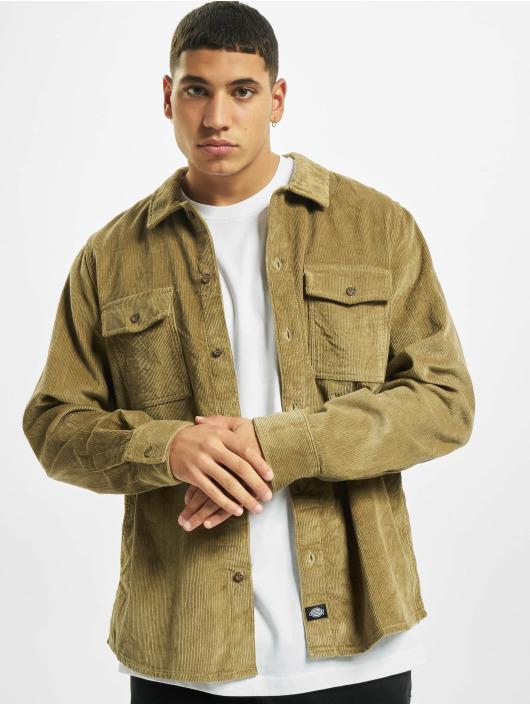 Dickies Shirt Fort Polk khaki