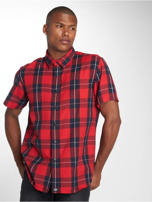 Dickies Shirt Lockesburg red