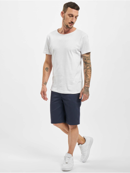 Dickies Short Slim Straight Work blue
