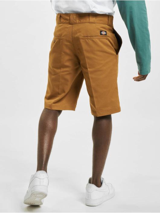 Dickies Short Straight brun