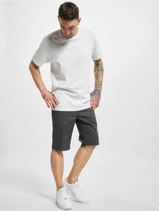 Dickies Short Slim Fit gris