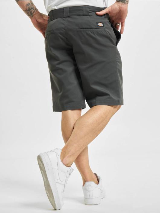 Dickies Short Slim Straight Flex gris
