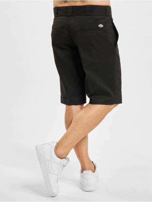 Dickies Short Slim Stgtkshort Flex noir