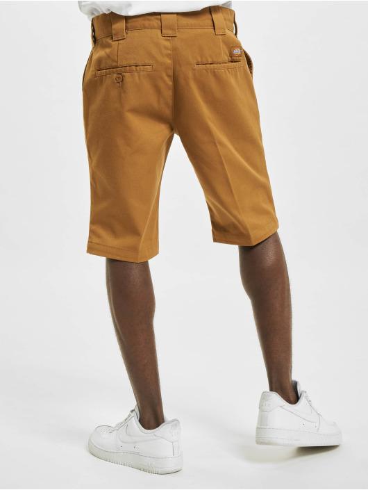 Dickies Shorts Slim Fit braun
