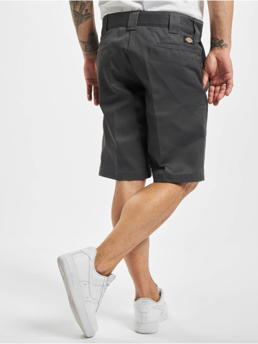 Dickies Shorts Slim Straight Work grau