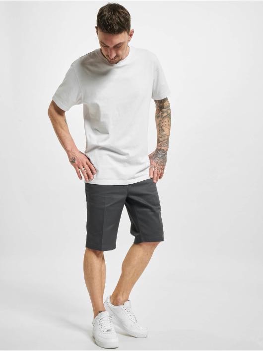 Dickies Shorts Slim Fit grau