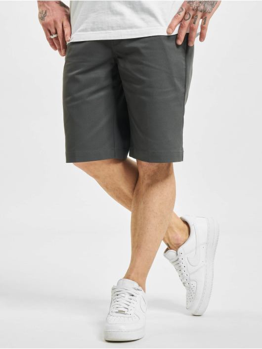 Dickies shorts Slim Straight Flex grijs