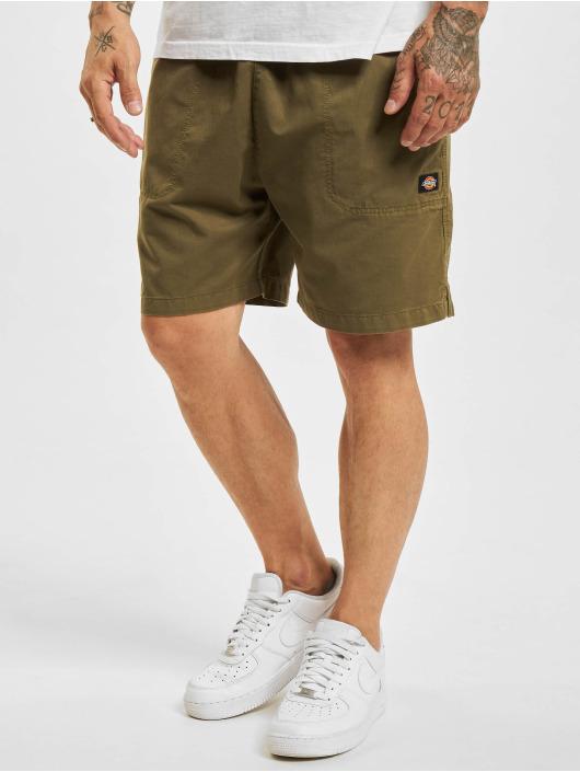 Dickies Shorts Pelican Rapids oliv