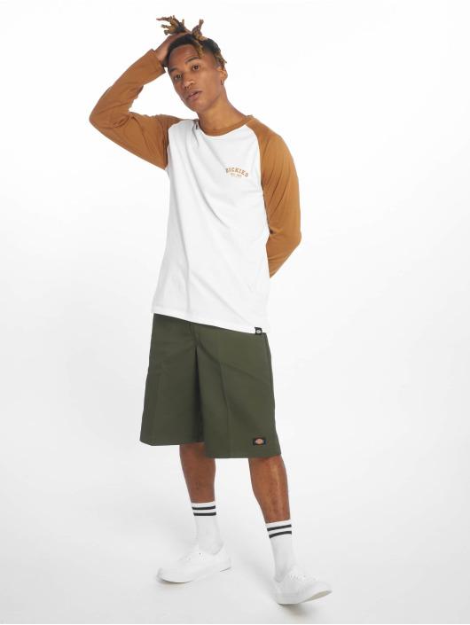 "Dickies Shorts ""13"""" Multi-Use Pocket Work"" oliven"
