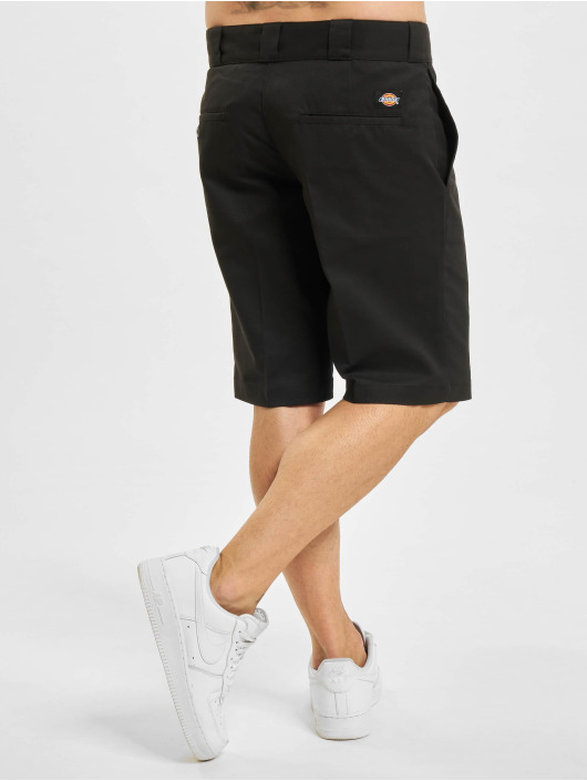 Dickies Shorts Slim Stgtkshort Flex svart