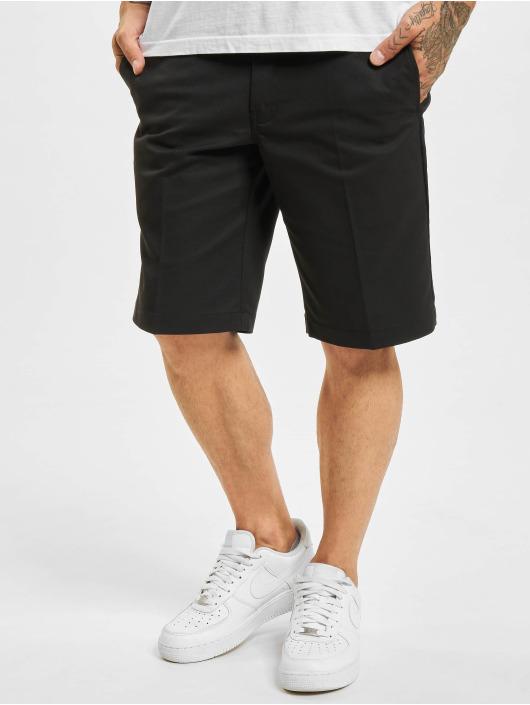 Dickies shorts Slim Stgtkshort Flex zwart