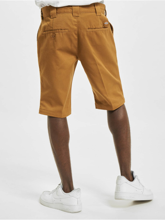 Dickies Shortsit Slim Fit ruskea