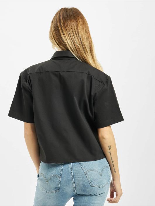 Dickies Skjorta Silvergrove svart