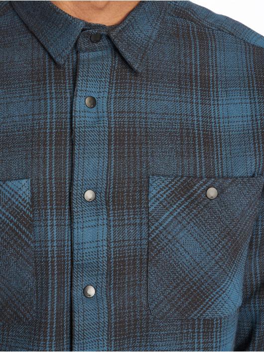 Dickies Skjorte Linville blå