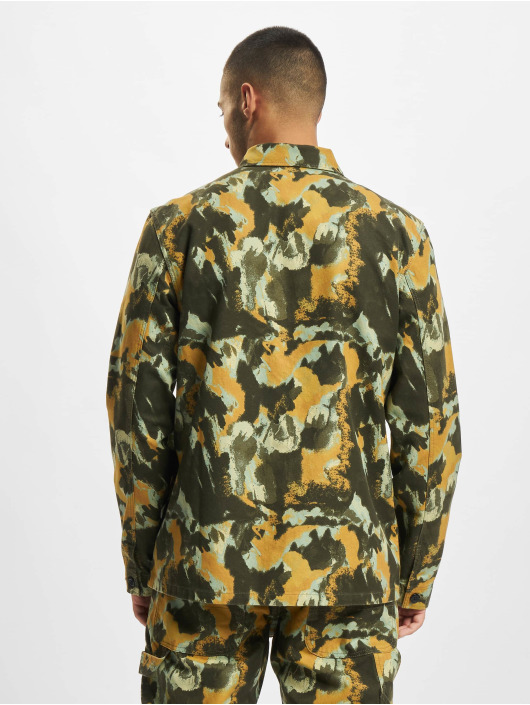 Dickies Skjorte Crafted Camo camouflage