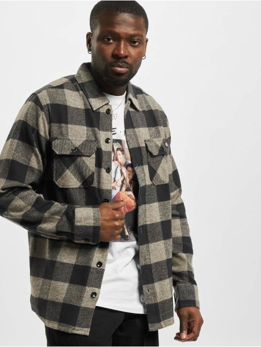 Dickies Skjorte New Sacramento grå