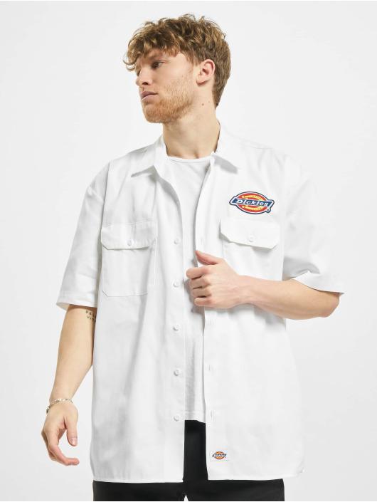 Dickies Skjorte Clintondale hvid