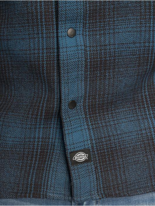Dickies Skjorter Linville blå
