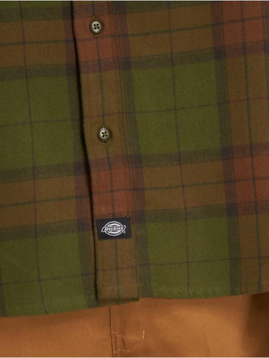 Dickies Skjorter Brownsburg grøn