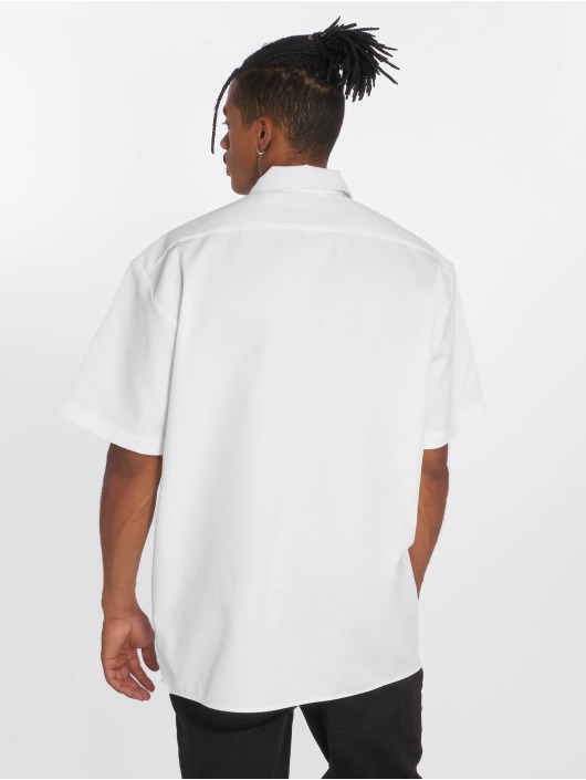 Dickies Skjorter Shorts Sleeve Work hvit