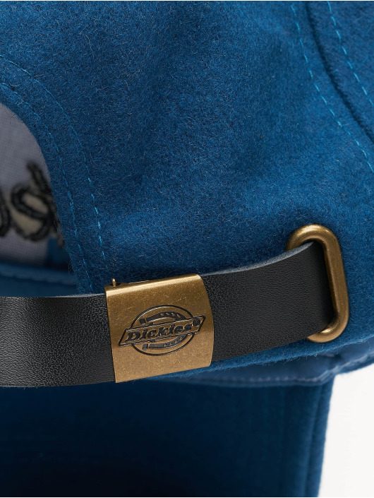 Dickies Snapback Cap Fieldale 6 Panel türkis