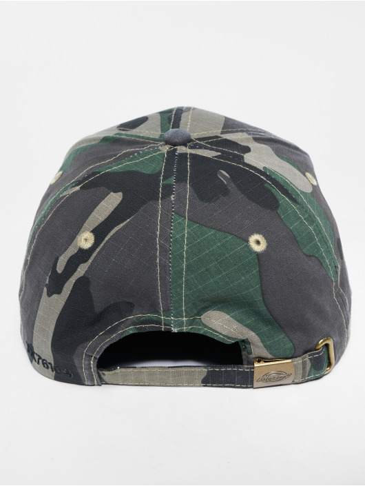 Dickies Snapback Caps Grant Town 6 Panel camouflage