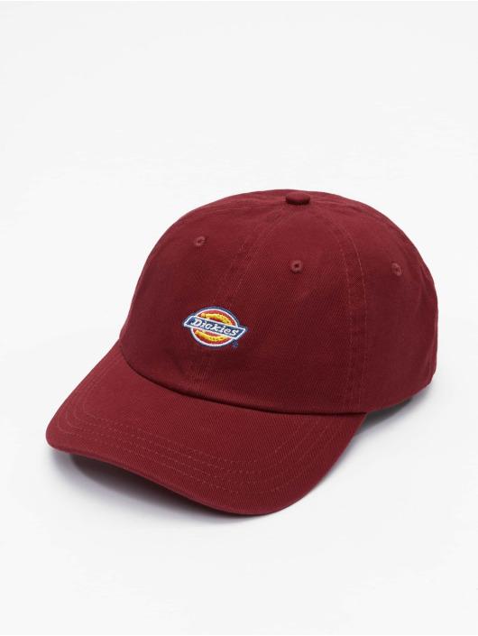 Dickies Snapback Caps Hardwick czerwony