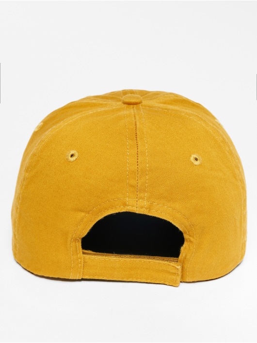 Dickies Snapback Caps Willow City 5 Panel keltainen