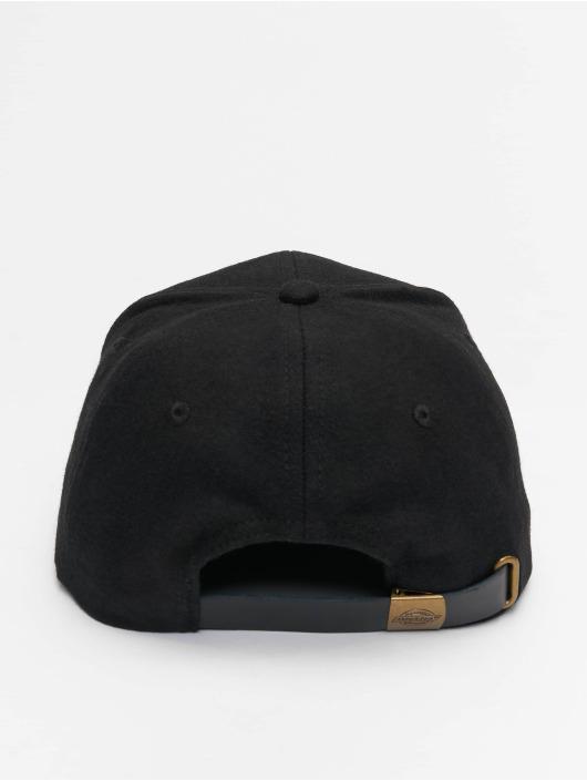 Dickies Snapback Caps Fieldale musta