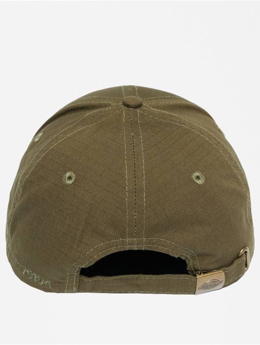 Dickies Snapback Caps Grant Town 6 Panel oliven