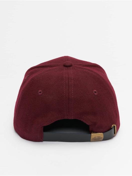 Dickies Snapback Caps Fieldale red