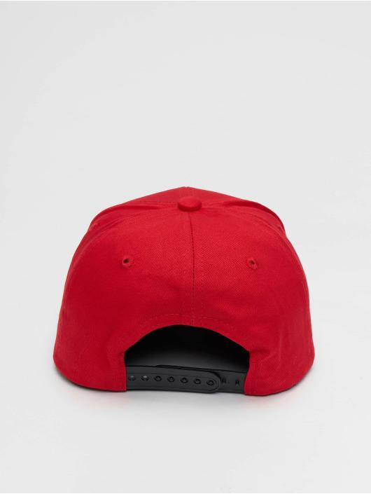 Dickies Snapback Caps Westdale red