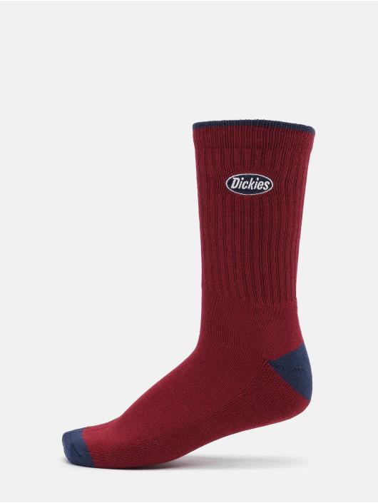 Dickies Socks Saxman red