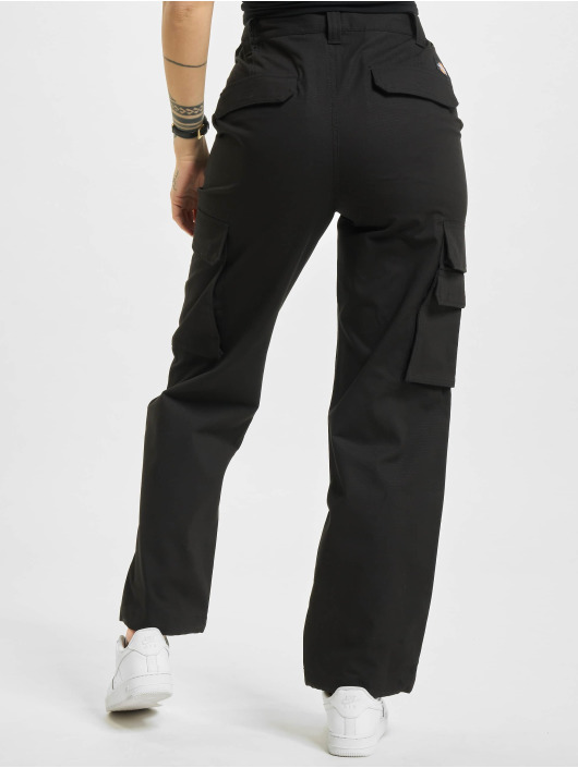 Dickies Spodnie Chino/Cargo Hooper Bay czarny
