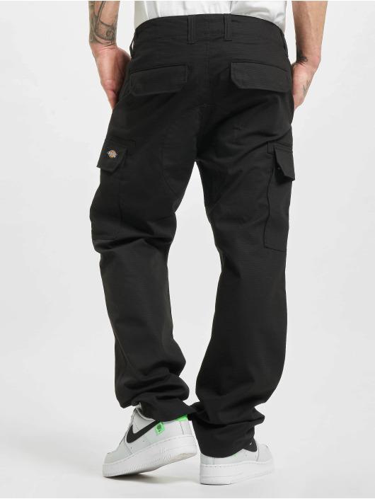 Dickies Spodnie Chino/Cargo Millerville czarny