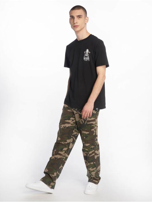 Dickies Spodnie Chino/Cargo New York moro