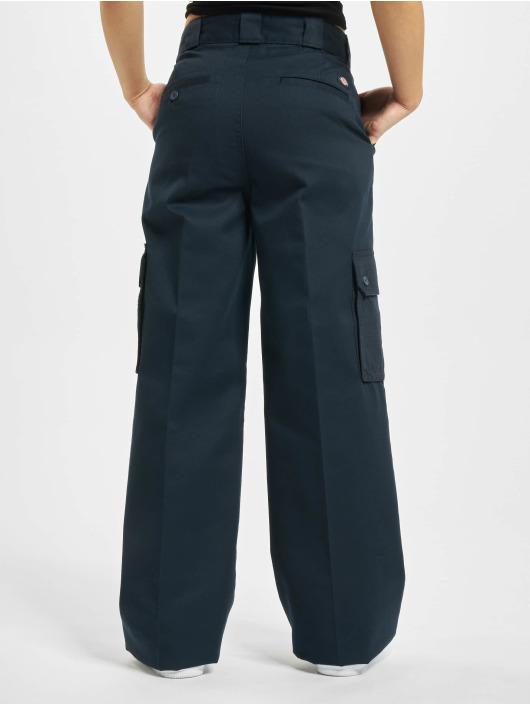 Dickies Spodnie Chino/Cargo Utility niebieski