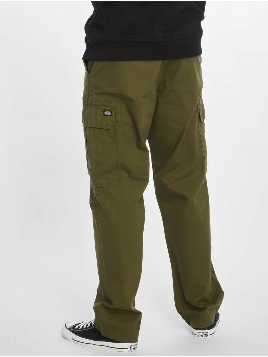 Dickies Spodnie Chino/Cargo Higden oliwkowy