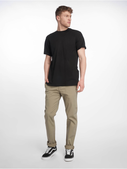 Dickies Spodnie wizytowe Kerman khaki