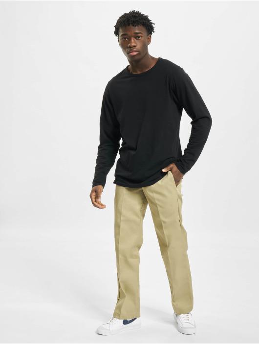 Dickies Spodnie wizytowe Slim Straight Work khaki