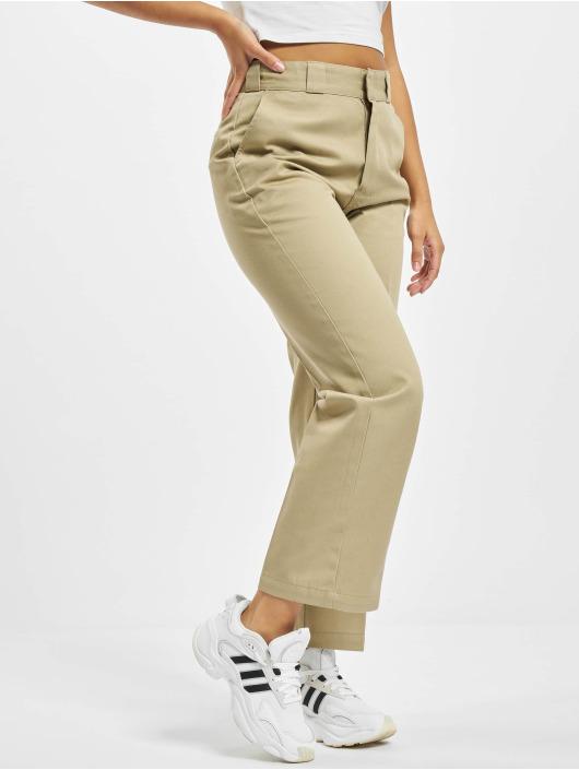 Dickies Spodnie wizytowe Elizaville khaki