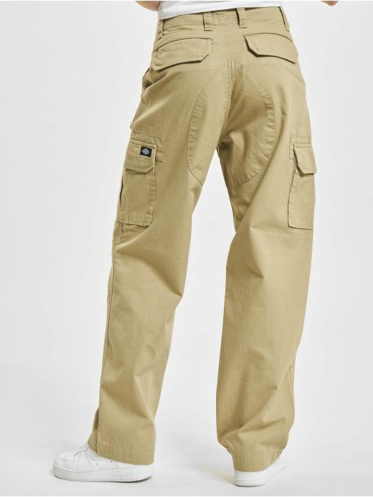 Dickies Spodnie wizytowe Meldrim khaki
