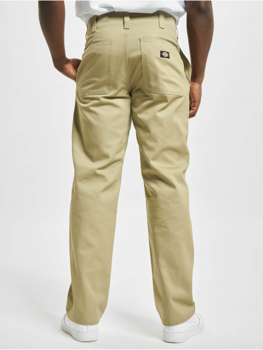 Dickies Spodnie wizytowe Funkley khaki