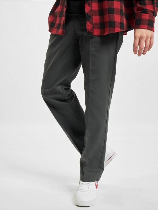 Dickies Spodnie wizytowe Slim Straightork Flex moro