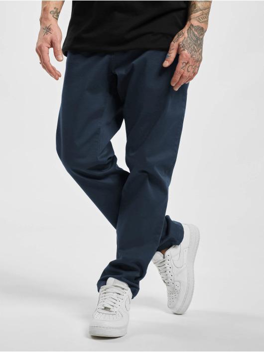 Dickies Spodnie wizytowe Kerman niebieski