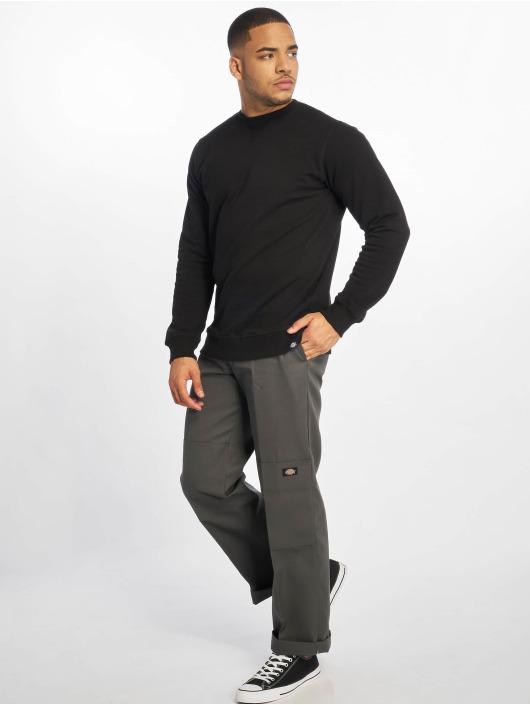 Dickies Spodnie wizytowe Double Knee Work szary