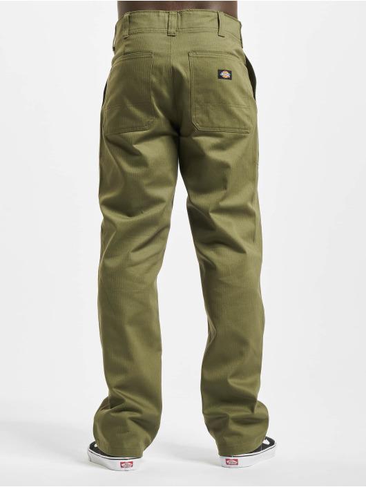 Dickies Spodnie wizytowe Funkley zielony