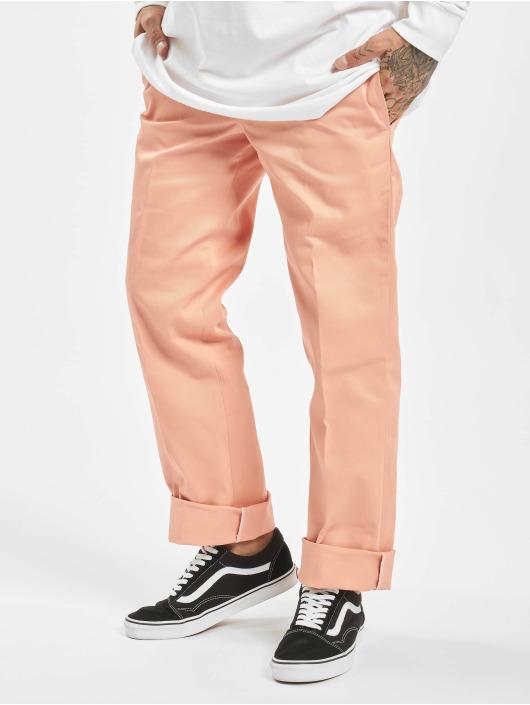 Dickies Stoffbukser WP873 Slim rosa