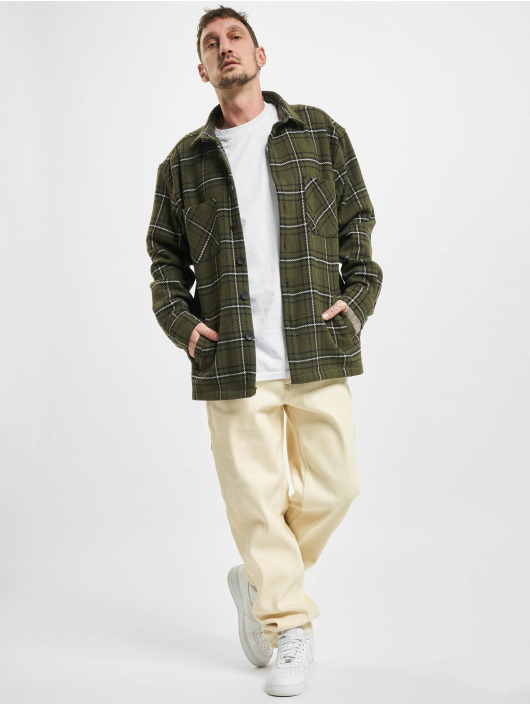 Dickies Straight Fit Jeans Garyville Raw Twill beige