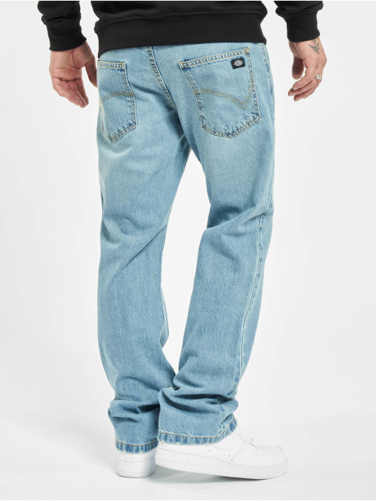 Dickies Straight Fit Jeans Pensacola blau